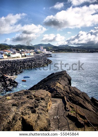 S. Miguel Island in Azores, Portugal