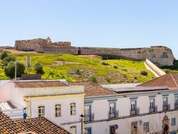 São Sebastião Fortress and Castro Marim Village, Algarve, Portugal