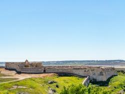 São Sebastião Fortress, Castro Marim, Algarve, Portugal