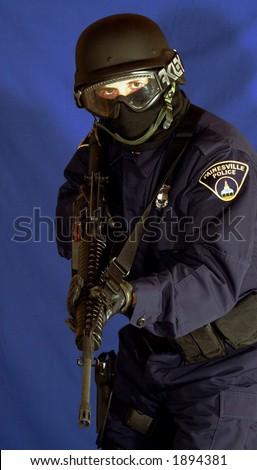 S.W.A.T Officer