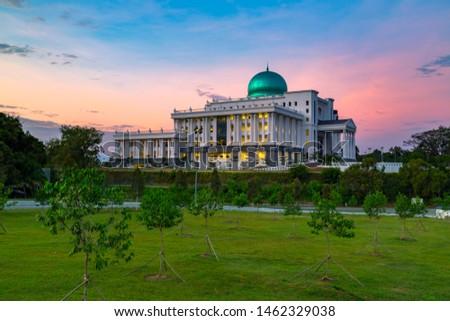 Sabah High Court Complex building #1462329038