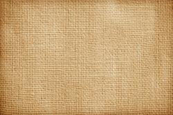 sack cloth textured background