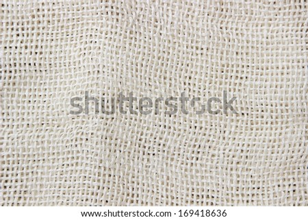 sackcloth textured background/light natural linen texture for the background #169418636