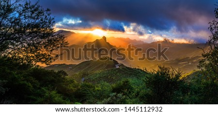 Sacred Roque del Bentayga and Sacred Mountains of Gran Canaria World Heritage Site