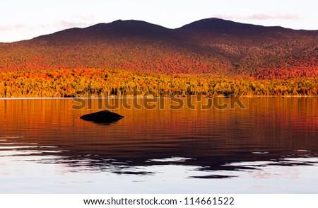 Saddleback Lake - Maine
