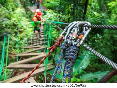 safety of zipline adventure
