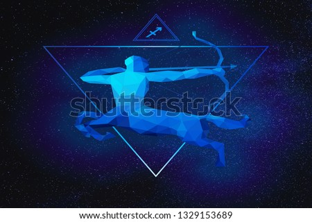 Sagittarius is the ninth astrological sign, which is associated with the constellation Sagittarius and spans 240–270th degrees of the zodiac. Under the tropical zodiac, the sun transits this sign.