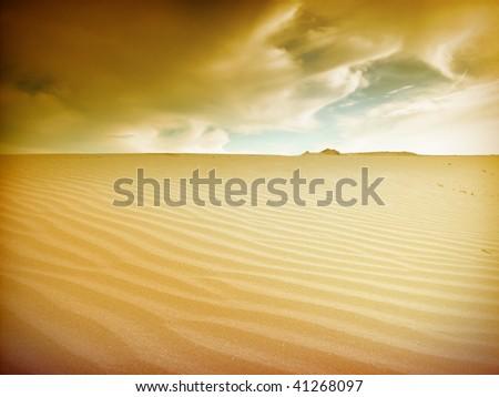 sahara panorama