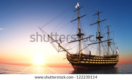 sailing boat