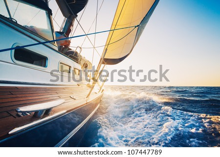 Sailing to the Sunrise