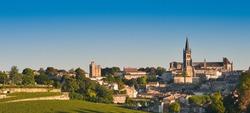 Saint-Emilion, UNESCO World Heritage Site, Gironde, France