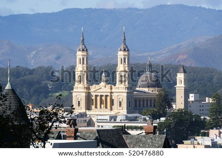 Saint Ignatius Church, San Francisco, California