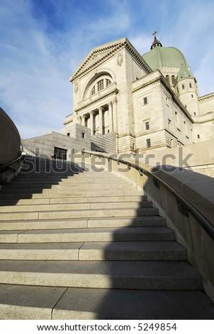 Saint Joseph'S Oratory Steps