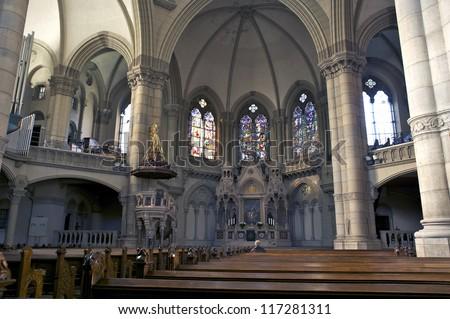 Saint Luke church in Munich