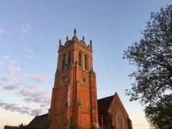Saint Mark's Church in Bromley, England