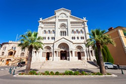 Saint Nicholas Monaco Cathedral or Cathedral of Our Lady Immaculate is the Roman Catholic cathedral in Monaco
