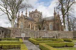 saint patricks church in armagh city