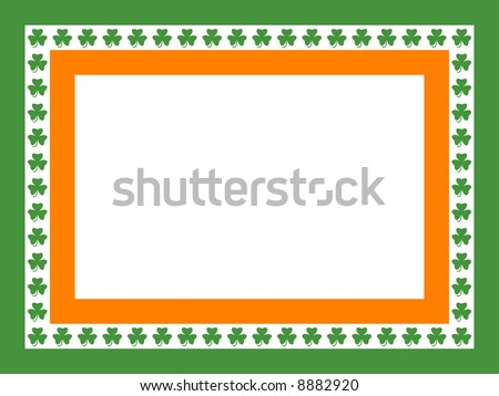 saint patricks day wallpapers. Saint Patricks day frame