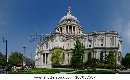 Saint Paul's cathedral London