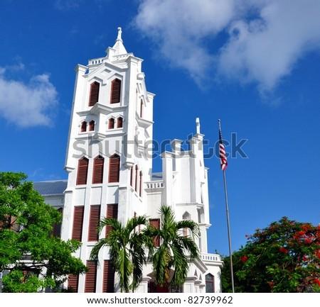 Saint Paul's Episcopal Church, Key West, Fl.