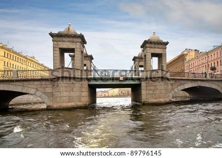 Saint Petersburg, the urban view