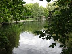 Saint Stephen's Green, Dublin Park