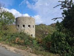 Saints Bay Loophole Tower no 14, Guernsey Channel Islands