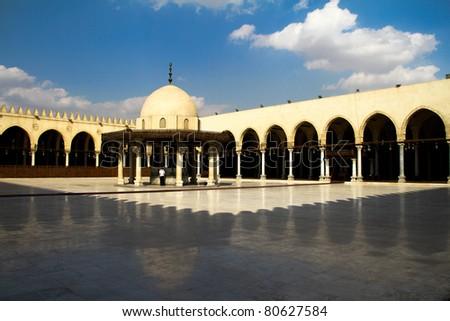Salah El-Din Mosque, Cairo, Egypt