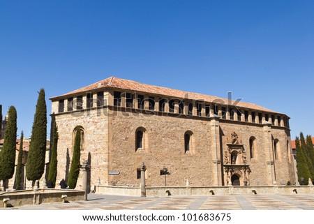 Salamanca - Convento de las Due�±as