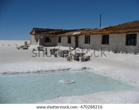 Shutterstock Salar de Uyuni, Bolivia