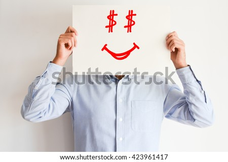 Salary motivated employee