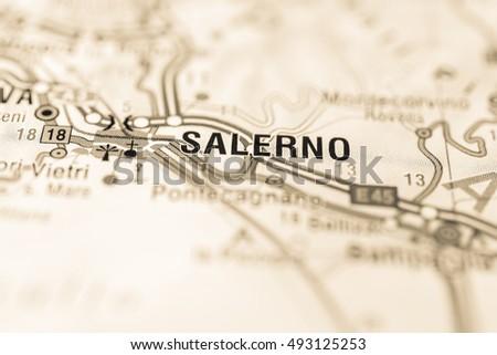 Salerno, Italy. #493125253