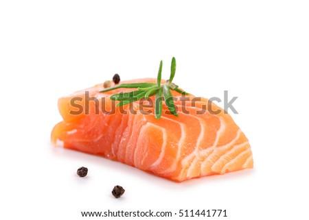 salmon  Stockfoto ©
