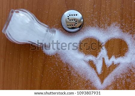 salt high blood pressure