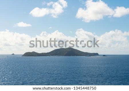 Salt Island and Cooper Island, British Virgin Islands #1345448750