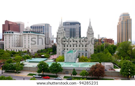 Salt Lake City, Utah #94285231
