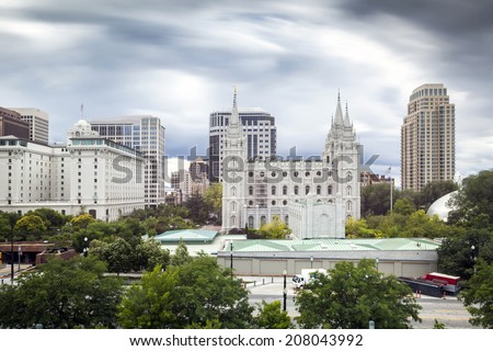 Salt Lake City, Utah, USA #208043992