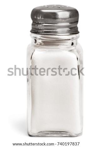 Salt shaker. Foto d'archivio ©