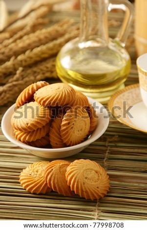 salted butter cookies