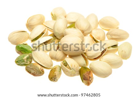 salted pistachio nuts