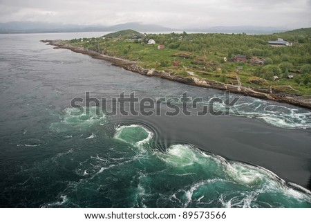 Saltstraumen - Norway