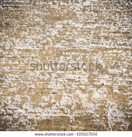Salty wooden surface. See my portfolio for more