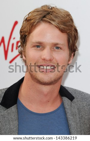 Sam Branson arriving for the WTA Pre-Wimbledon Party 2013 at the Kensington Roof Gardens, London. 20/06/2013