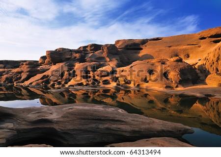 Sam Phan Bhok Gran Canyon Ubon Ratchathanee, Thailand