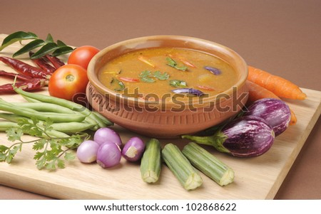 sambar,Traditional indian food