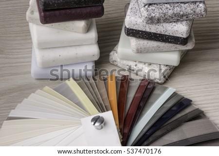 sample acrylic artificial stone