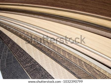 samples edges PVC #1032390799