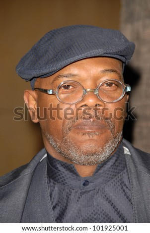 "Samuel L. Jackson at the Los Angeles Premiere of ""Mother and Child,"" Egyptian Theater, Hollywood, CA. 04-19-10"