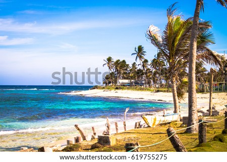 Shutterstock SAN ANDRES ISLAND - COLOMBIA