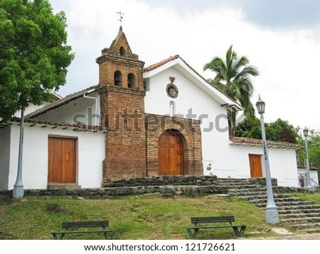 San Antonio church, Cali  (Colombia)